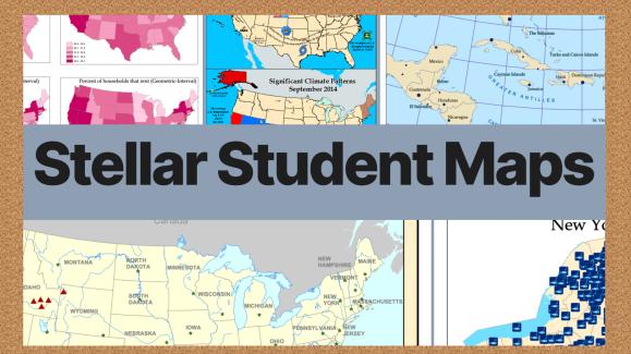 Stellar Student Maps